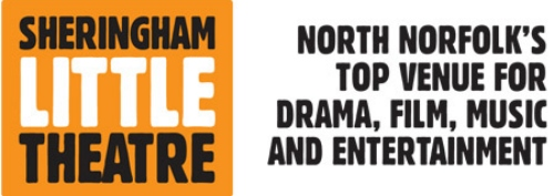 Sheringham Little Theatre logo, North Norfolk